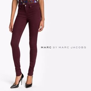 """MARC BY MARC JACOBS Mid Rise Skinny """"Stick"""" Jean"""